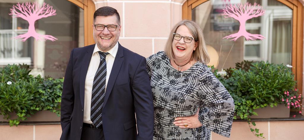 SEO-Team Markus Fettke und Andrea Himmelstoß - Nürnberg